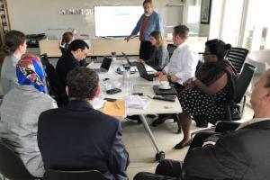 Atelier de planification détaillée, Casablanca, 8./9. Mars 2018